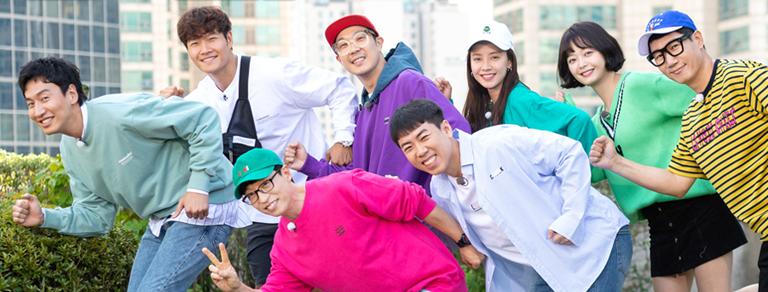 Running Man, Yoo Jae-Suk, KOCOWA, Korean variety show