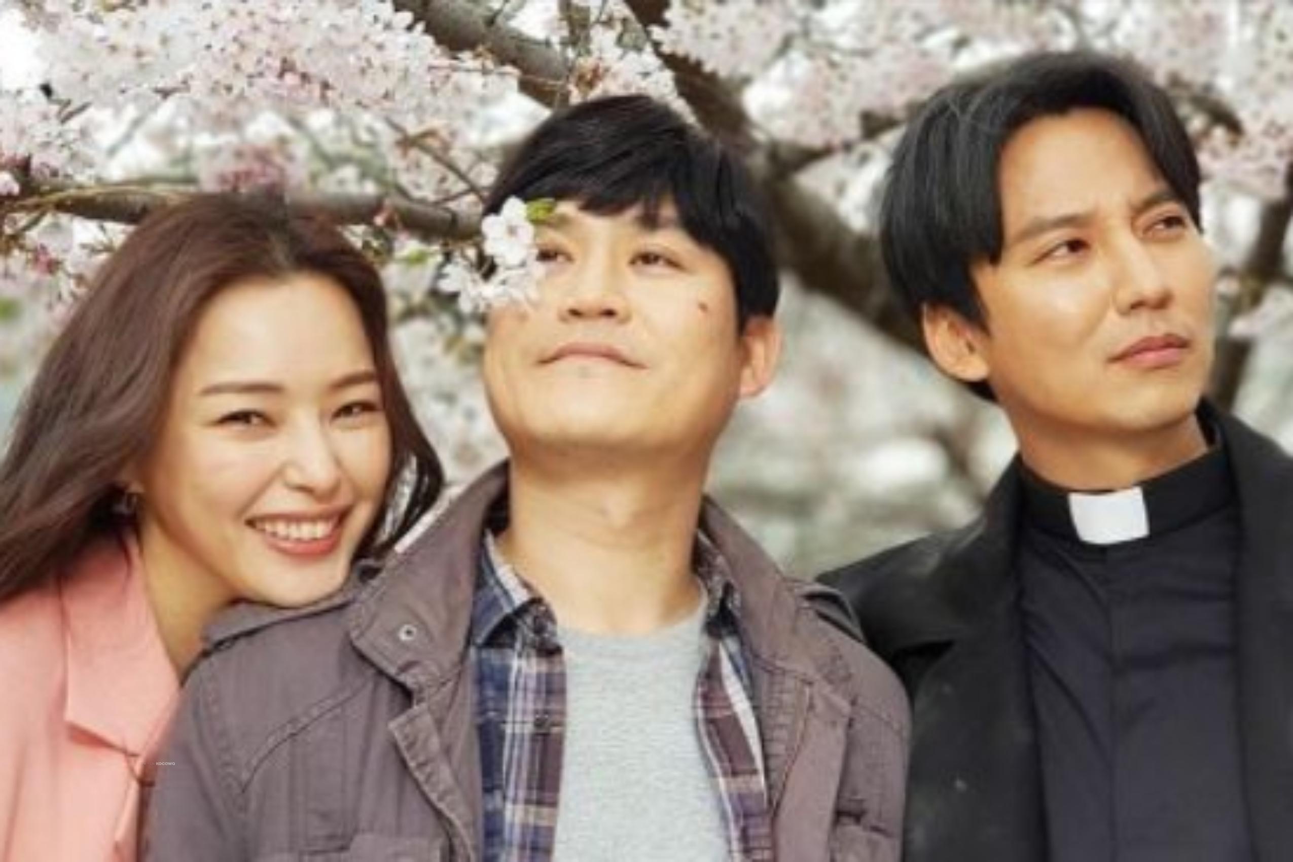 lee ha nee, kim sung kyun, and kim nam gil | Kocowa blog