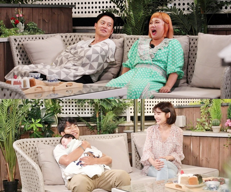 Little Forest Lee Seo Jin, Park Na Rae, Lee Seung Ki, Jung So Min