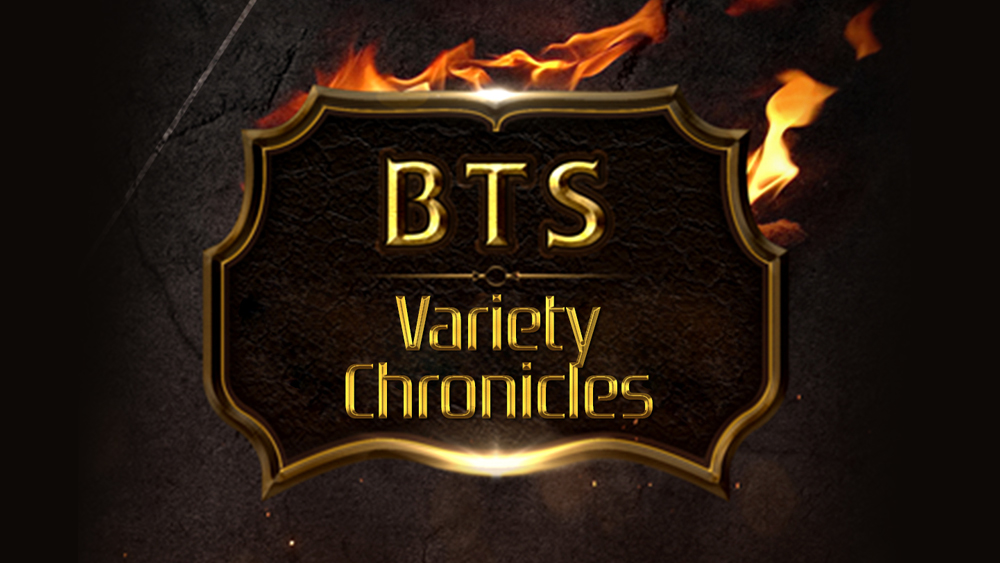 BTS Variety Chronicles